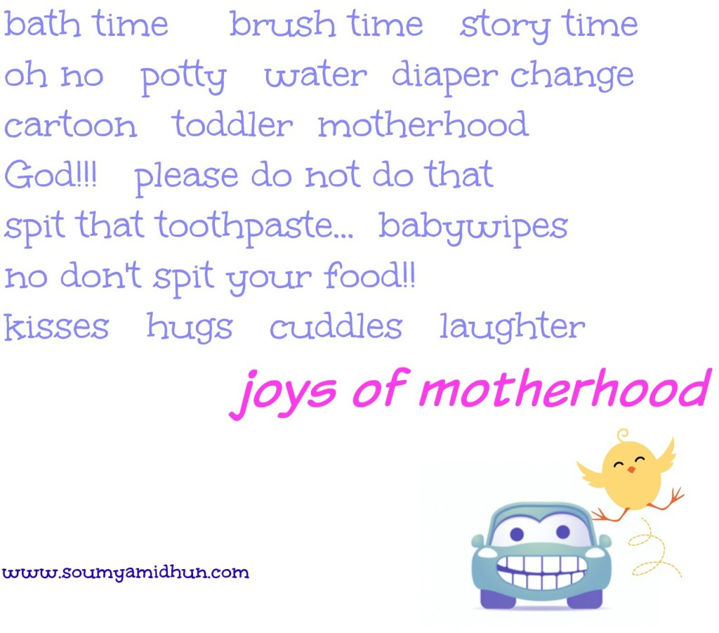 joys of motherhood