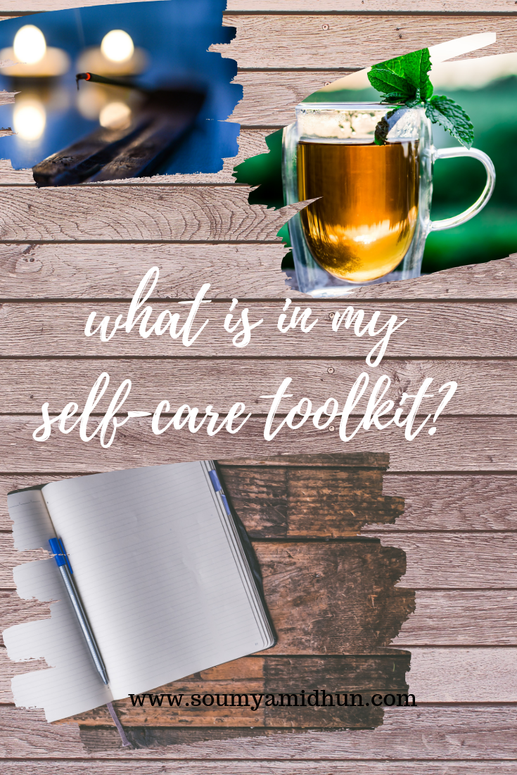 what is in my self-care toolkit